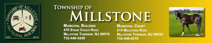 Township of Millstone